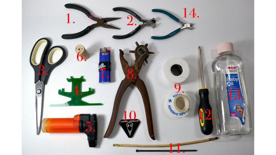 tools of the trade & lacrosse stringing tools to perfect your lacrosse pocket