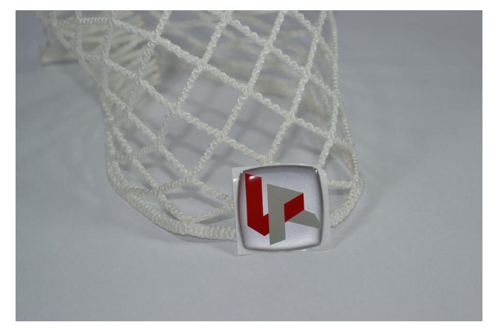 6 diamond lacrosse mesh