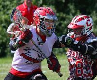 Mens lacrosse positions