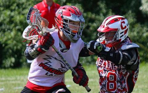 Mens lacrosse positions