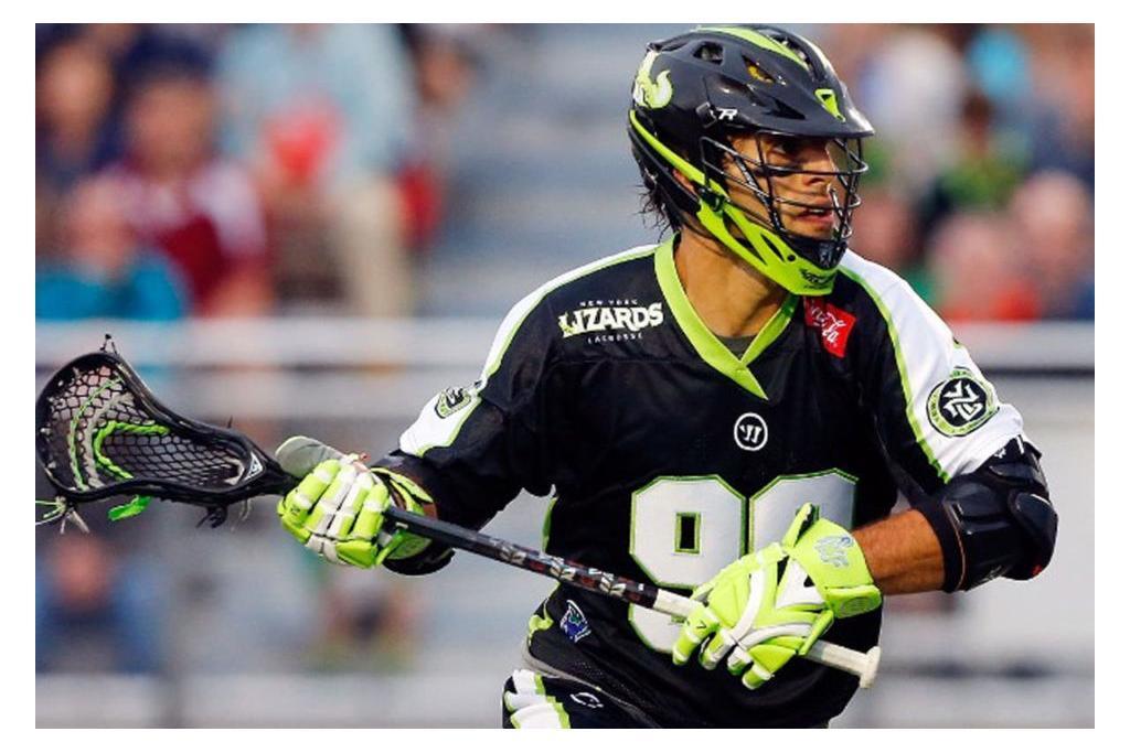 Intimidating eye black designs lacrosse