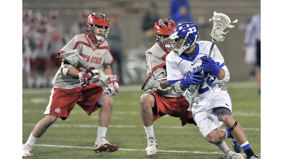 lacrosse dodges