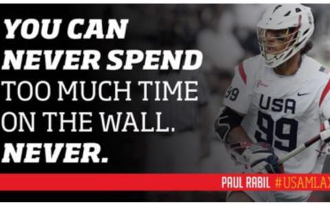 wall ball lacrosse