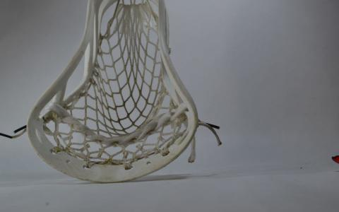 parts of a lacrosse head