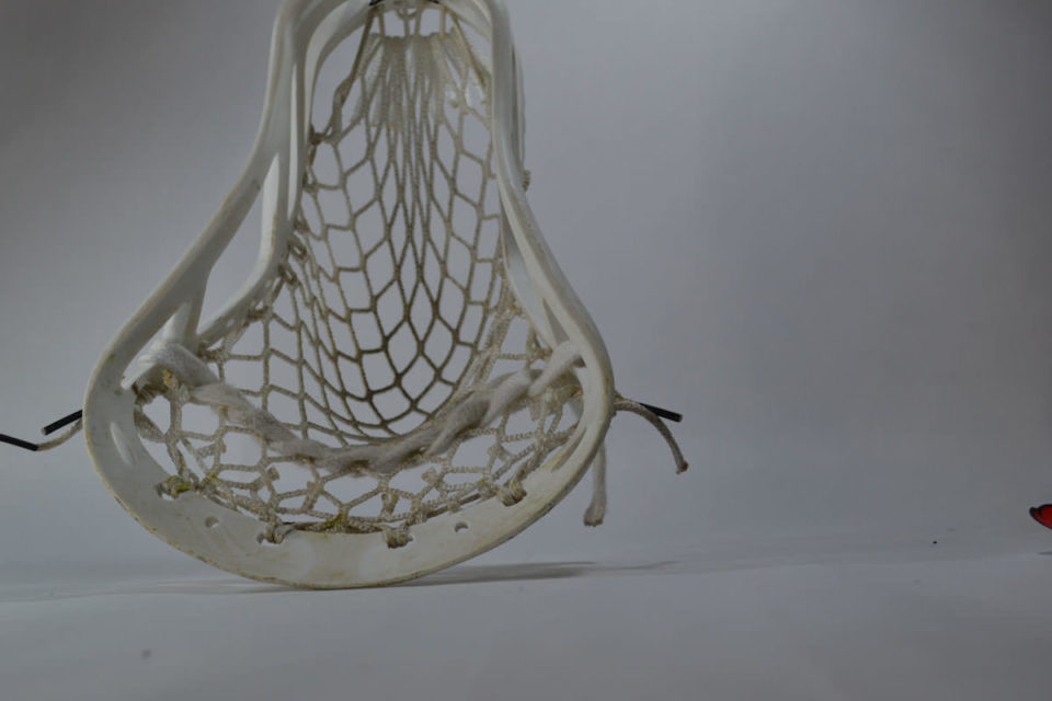 parts of a lacrosse head