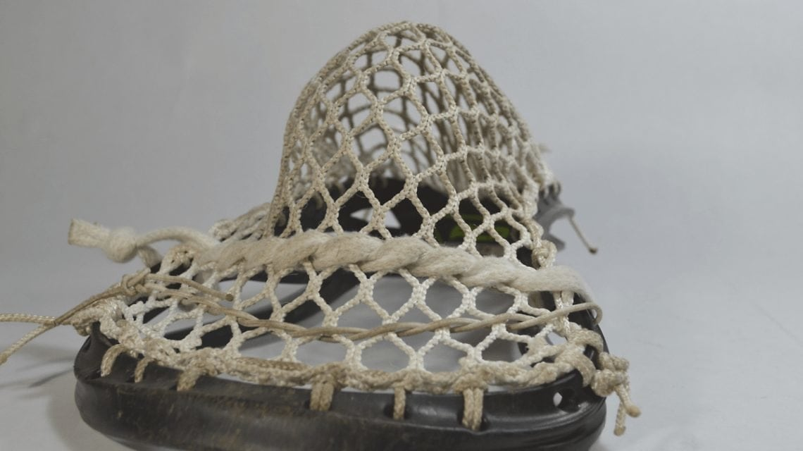 Epoch Lacrosse Otter Mesh Brought My Stick Back to Life
