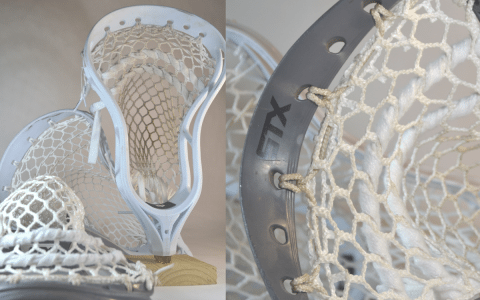 top lacrosse mesh for hold