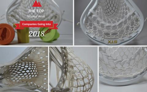lacrosse mesh brands
