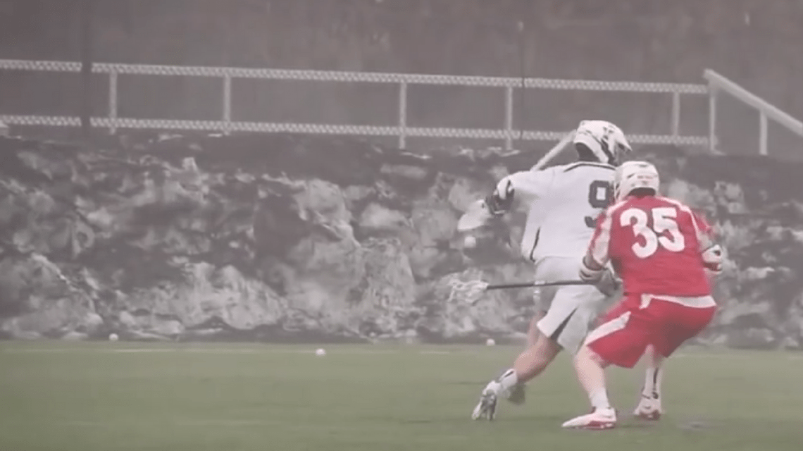 lacrosse defense/