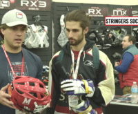 Billy Bitter, Cascade Lacrosse, & Maverik Lacrosse At LaxCon 2018