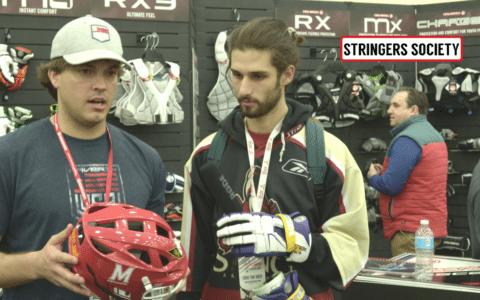 Billy Bitter, Cascade Lacrosse, & Maverik Lacrosse At LaxCon 2018