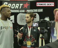 sportstar athletics myles jones interview stringers society laxcon 2018