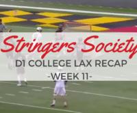 college lacrosse week 11