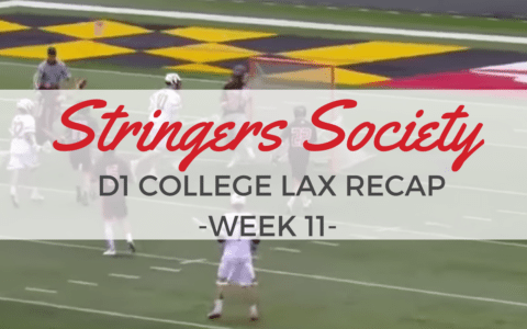 college lacrosse week 11
