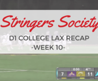 2018 d1 college lacrosse highlights