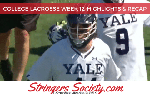 college lacrosse highlights 2018