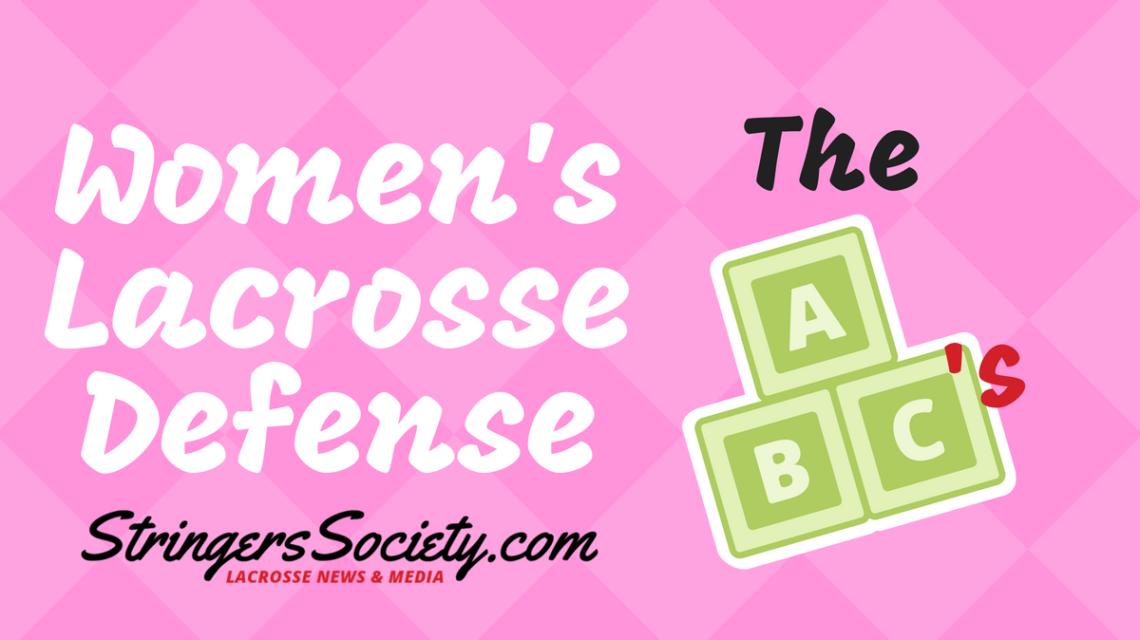 womens lacrosse defense